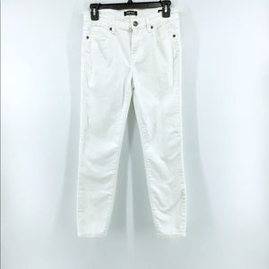 "Buffalo David Bitton | ""Aubrey"" White Jeans"